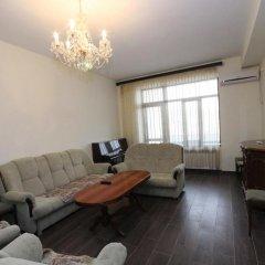 Апартаменты Rent in Yerevan - Apartments on Sakharov Square Люкс разные типы кроватей фото 4