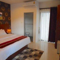 Отель White Mansion Стандартный номер с различными типами кроватей фото 3