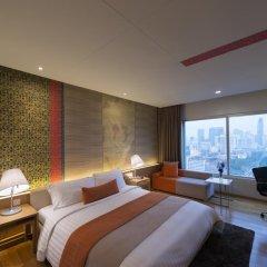 Pathumwan Princess Hotel 5* Стандартный номер с различными типами кроватей фото 13