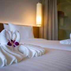 Отель Beyond Resort Karon 4* Номер Делюкс с двуспальной кроватью фото 3
