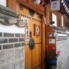 Отель Yeonwoo Guesthouse Стандартный номер с различными типами кроватей