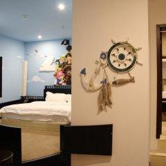 Xiamen Alice Theme Hotel 3* Номер Делюкс фото 27