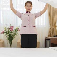 TTC Hotel Deluxe Saigon 3* Номер Делюкс с различными типами кроватей фото 13