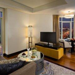 Отель Kempinski Mall Of The Emirates 5* Представительский люкс с двуспальной кроватью фото 2