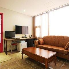 K City Hotel 3* Президентский люкс с различными типами кроватей фото 10