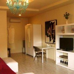 Отель Pictory Garden Resort 3* Стандартный номер с разными типами кроватей фото 15