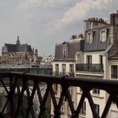 Отель Agora Париж балкон