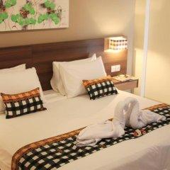 Отель Grand Barong Resort 3* Улучшенный номер с различными типами кроватей фото 7