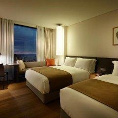 Отель Shilla Stay Mapo 4* Стандартный номер с различными типами кроватей фото 3