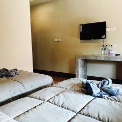 Отель Benwadee Resort 2* Номер категории Эконом с различными типами кроватей фото 6
