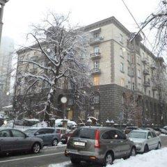 Ester President Hostel парковка