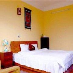 Thang Long Sapa Hotel комната для гостей