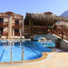 Asfiya Sea View Hotel Турция, Калкан - отзывы, цены и фото номеров - забронировать отель Asfiya Sea View Hotel онлайн бассейн фото 3