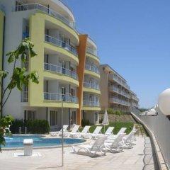Отель Alex Beach Свети Влас бассейн фото 2