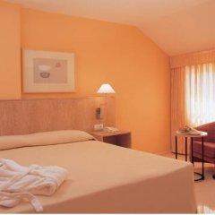 NH Jardines Del Turia Hotel комната для гостей фото 4
