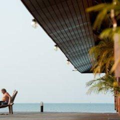 Отель Ruenton Resort пляж