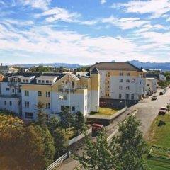 Отель Skagen Hotel Норвегия, Бодо - отзывы, цены и фото номеров - забронировать отель Skagen Hotel онлайн балкон