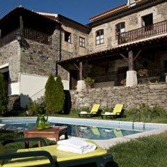 Отель Casa de Mendiz бассейн