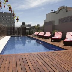 Отель Tempora Rent бассейн фото 2