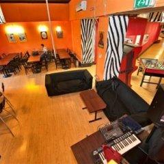 Отель Zebra Hostel Италия, Милан - отзывы, цены и фото номеров - забронировать отель Zebra Hostel онлайн интерьер отеля фото 2