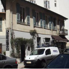 Отель L'Atelier Ницца парковка