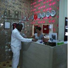 Al Hilli Hotel Apartments интерьер отеля