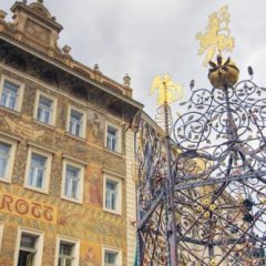 Отель Rott Hotel Чехия, Прага - 9 отзывов об отеле, цены и фото номеров - забронировать отель Rott Hotel онлайн фото 16