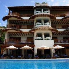 Отель Pacifica Grand Resort & Spa Zihuatanejo бассейн