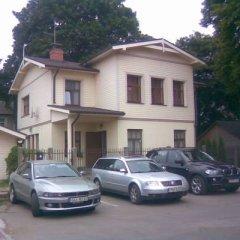 Отель Jomas 24 Юрмала парковка