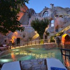Gamirasu Hotel Cappadocia Турция, Айвали - отзывы, цены и фото номеров - забронировать отель Gamirasu Hotel Cappadocia онлайн бассейн фото 3