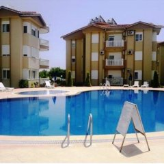 Waterside Apartment Турция, Белек - отзывы, цены и фото номеров - забронировать отель Waterside Apartment онлайн бассейн