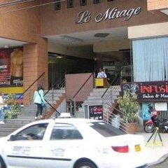 Отель MCH Suites at Le Mirage de Malate Филиппины, Манила - отзывы, цены и фото номеров - забронировать отель MCH Suites at Le Mirage de Malate онлайн парковка