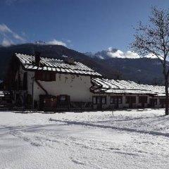 Отель Camping Parco Adamello Италия, Пинцоло - отзывы, цены и фото номеров - забронировать отель Camping Parco Adamello онлайн парковка