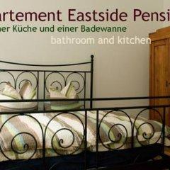 Отель Eastside Prenzlauer Berg балкон