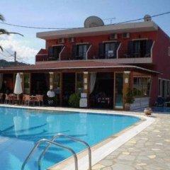 Hotel Marvel Корфу бассейн