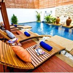 Отель Arimana бассейн фото 2