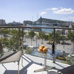 Отель Pillowapartments Barceloneta Terrace Испания, Барселона - отзывы, цены и фото номеров - забронировать отель Pillowapartments Barceloneta Terrace онлайн балкон