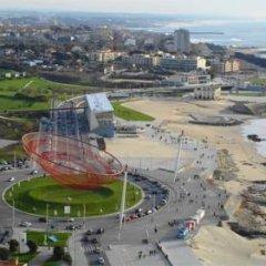 Oporto Excentric Design Hostel пляж