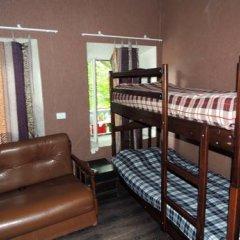 Hostel Peace Кровать в общем номере двухъярусные кровати фото 3