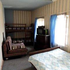 Hostel Peace Семейный номер Эконом разные типы кроватей фото 6