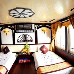Отель Halong Aurora Cruises 3* Стандартный номер с различными типами кроватей фото 2