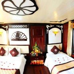 Отель Halong Aurora Cruises 3* Номер Делюкс с различными типами кроватей фото 2