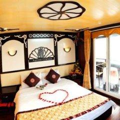 Отель Halong Aurora Cruises 3* Номер Делюкс с различными типами кроватей фото 6