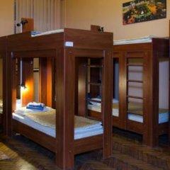 Hostel Pushkin Кровать в общем номере двухъярусные кровати фото 6