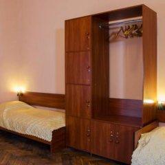 Hostel Pushkin Кровать в общем номере двухъярусные кровати фото 4
