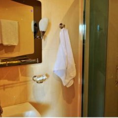 Отель Олимпия 3* Стандартный номер с двуспальной кроватью фото 11