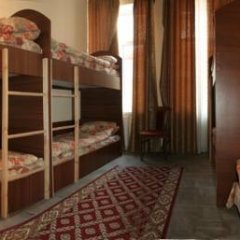 Гостиница LeoHostel Кровать в общем номере с двухъярусной кроватью фото 2