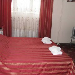 Гостиница Максимус Стандартный номер с различными типами кроватей фото 22