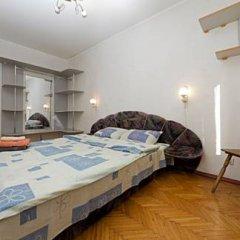 Апартаменты Избушка Апартаменты с различными типами кроватей фото 19