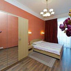 Апартаменты Избушка Улучшенные апартаменты с различными типами кроватей
